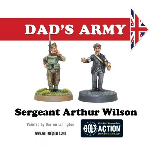 Preview: Dad's Army – Sergeant Wilson