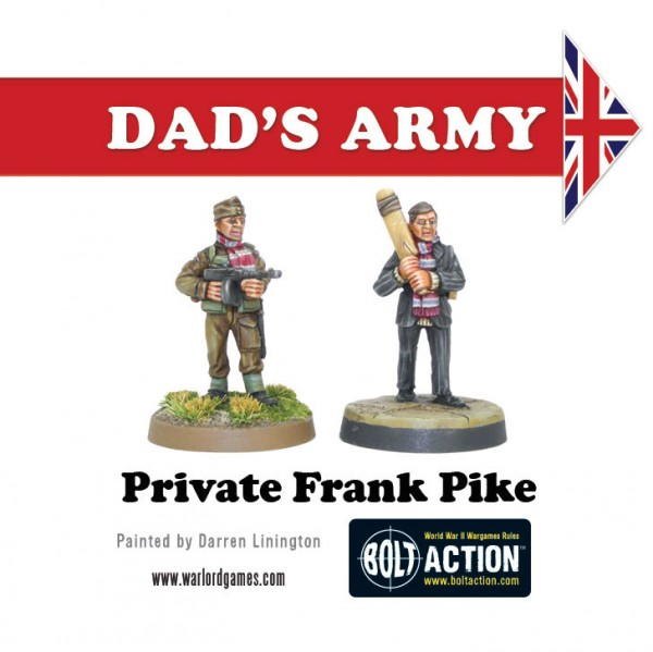 Preview: Dad's Army – Private Pike
