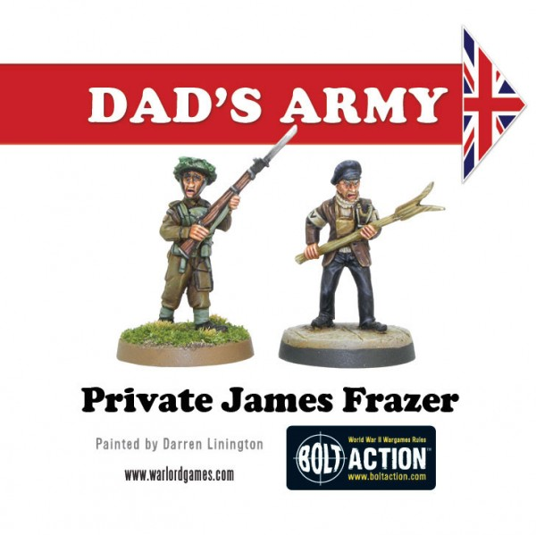 Preview: Dad's Army – Private Frazer