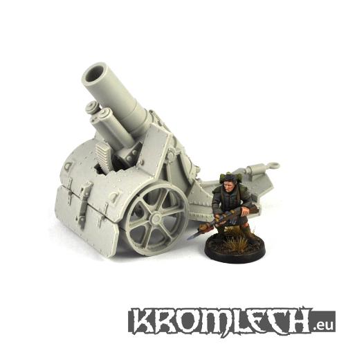 Preview – Kromlech Heavy Mortar
