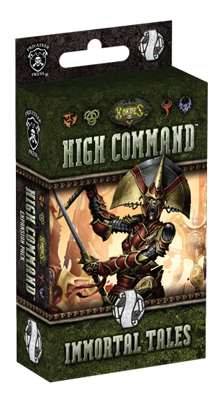 HORDES High Command: Immortal Tales Expansion