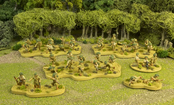 Collecting Armies for the Pacific Theatre – part 2