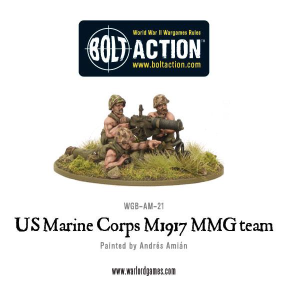 New: USMC Support Teams