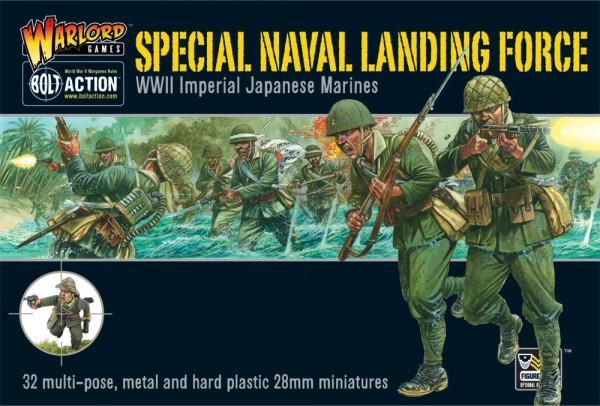 Pre-order: Japanese Special Naval Landing Force