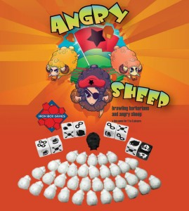 Iron Box Games releases Angry Sheep