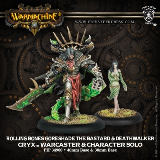 Rolling Bones Goreshade the Bastard & Deathwalker
