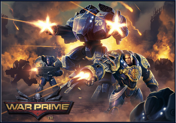 War Prime, miniatures, tabletop games,