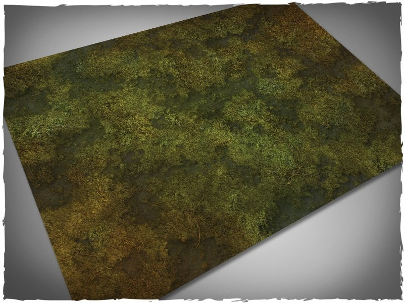 Deep Cut Studio Releases Swamp Themed Gaming Mats