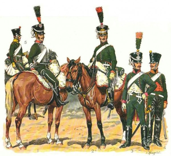 Napoleon's Eyes and Ears – The Chasseurs à Cheval of the French Army