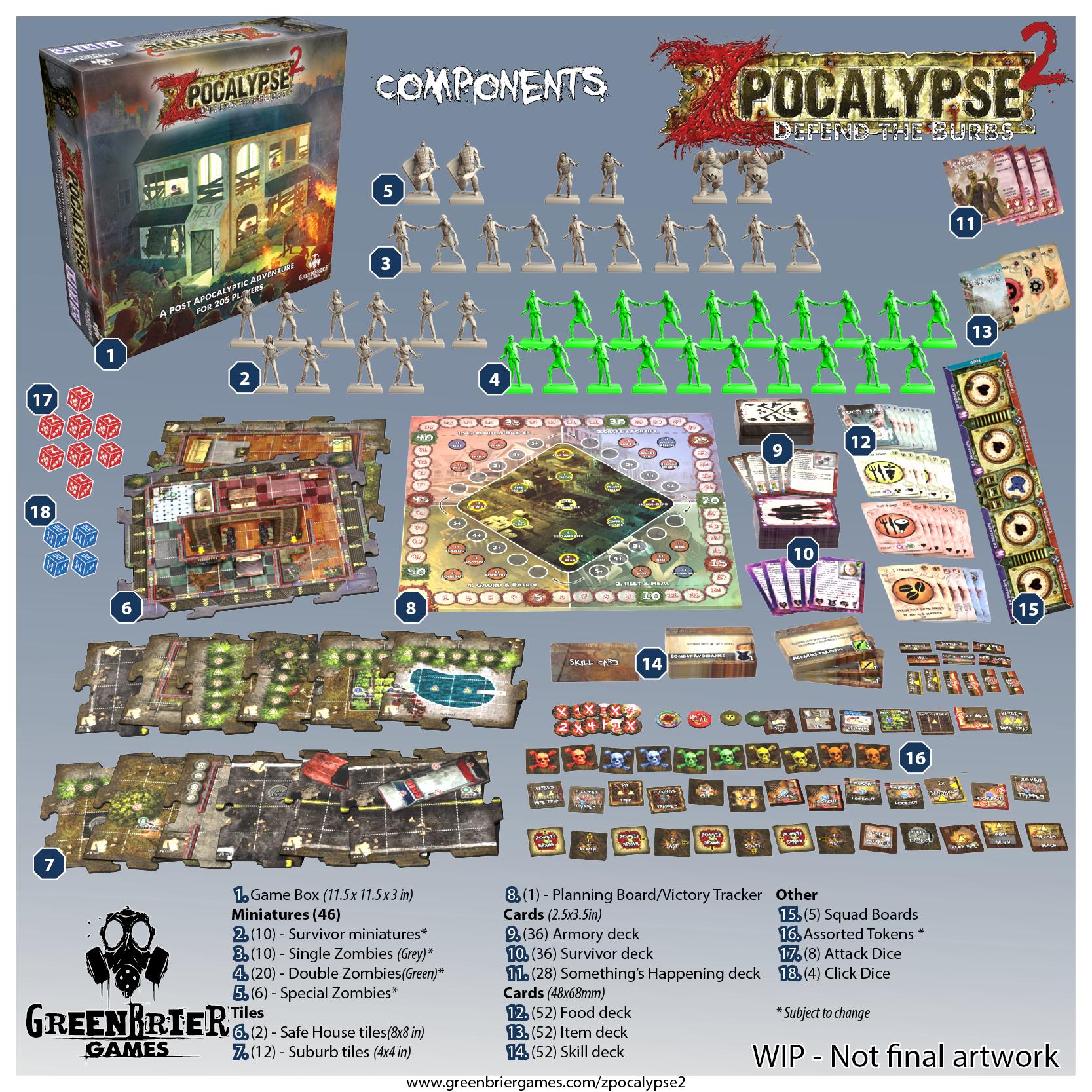 Zpocalypse 2 now on Kickstarter!