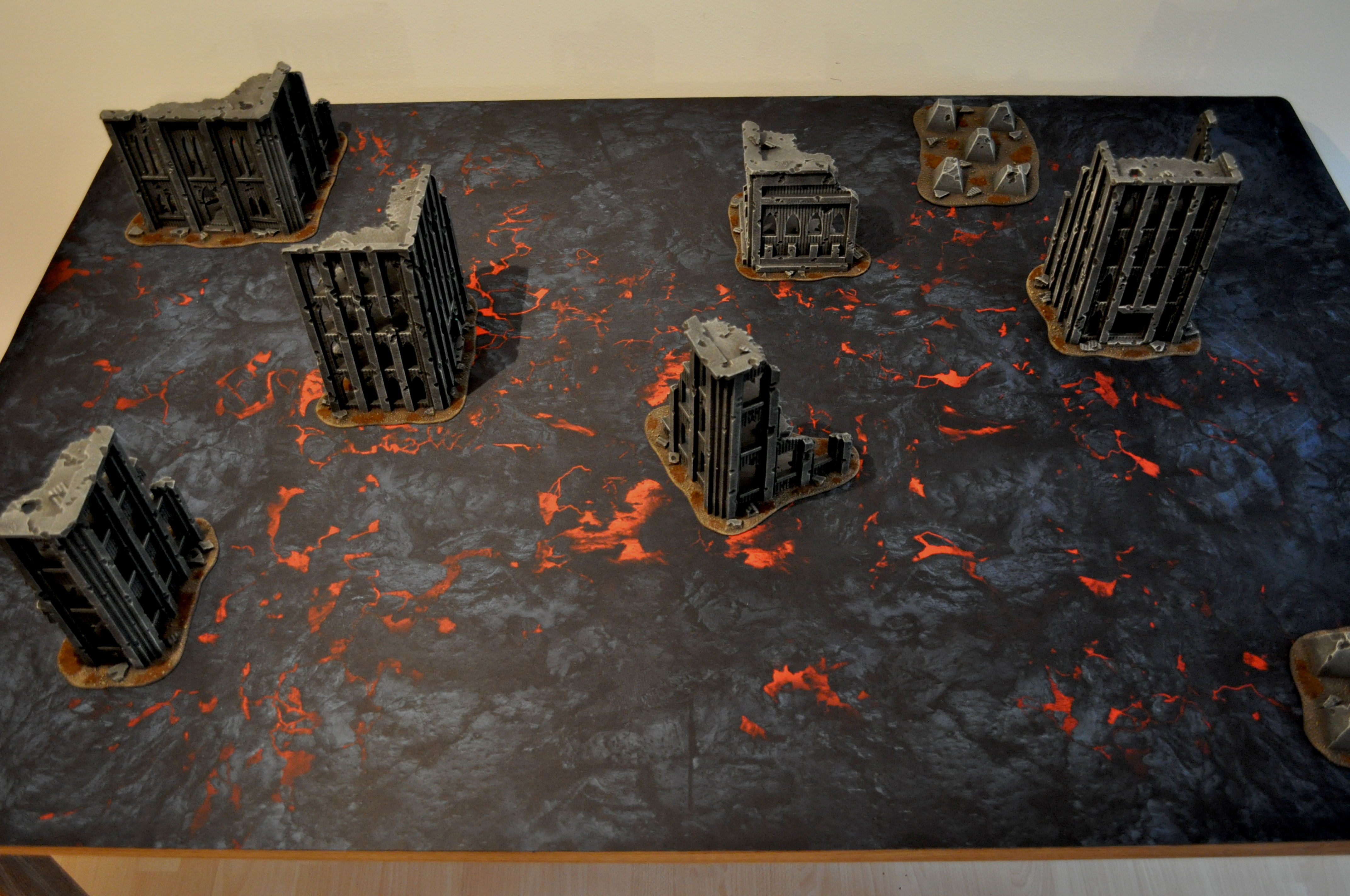Fallen Earth New 6x4 Battle Mat Bols Gamewire