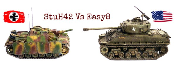 Stuh42 Vs Easy8 MC