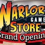 The Warlord Games HQ Store Grand Opening!