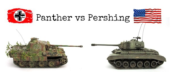 Tiger Vs Panther Tank