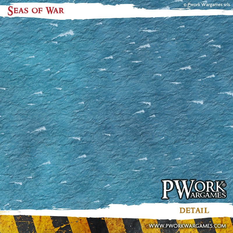 Seas Of War Pwork Wargames Fantasy Gaming Mat Bols Gamewire
