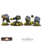 New: Boromite Mag Cannon and Heavy Mag Cannon