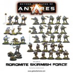 Update: Antares Skirmish Forces Nearly Gone!