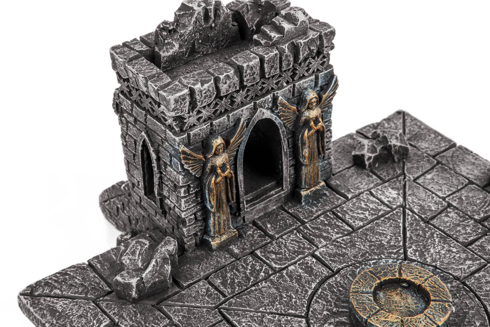 New Terrain Gothic Temple By Gamemat Eu Bols Gamewire