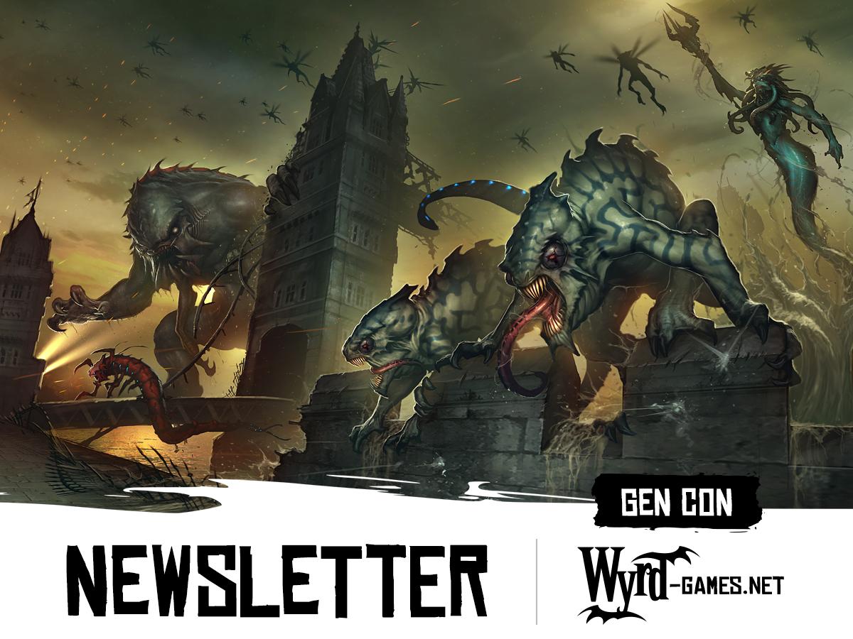 Gen Con 2018 Newsletter