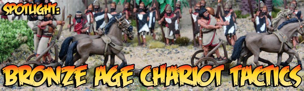 Spotlight: Bronze Age Chariot Tactics