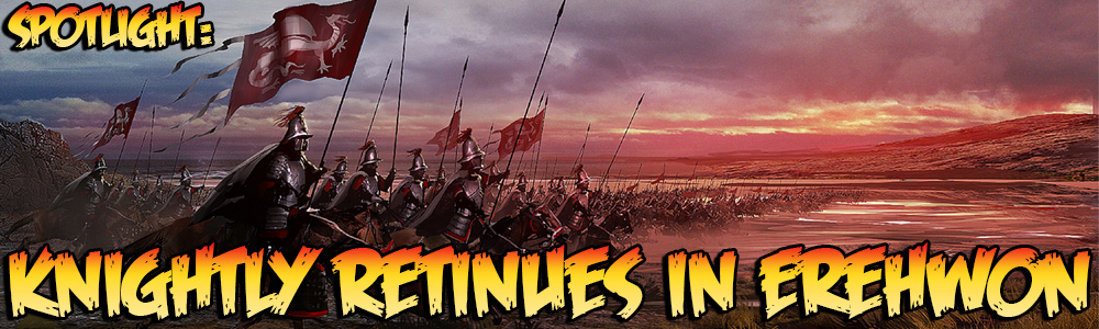 Knightly Retinues Banner