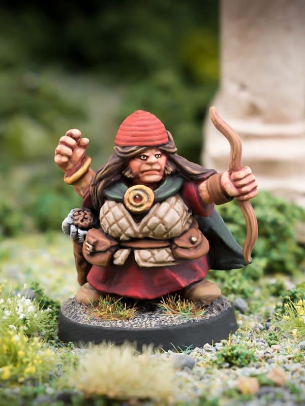 Surta Ironbow Dwarven ranger