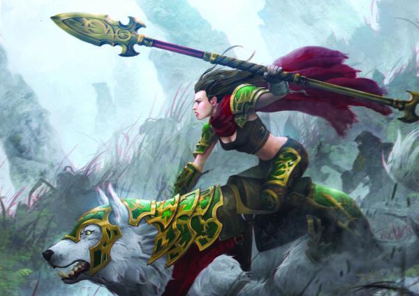 Iron Kingdoms: Borderlands & Beyond – Warlock Class Preview
