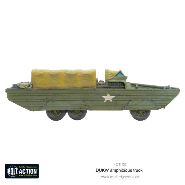 DUKW Amphibious Truck 2