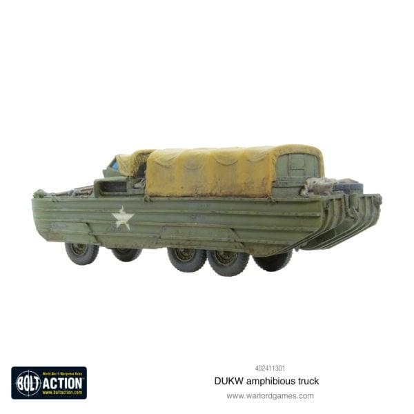 DUKW Amphibious Truck 3