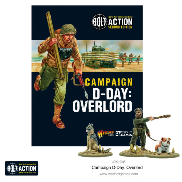D-Day Overlord Campaign Book