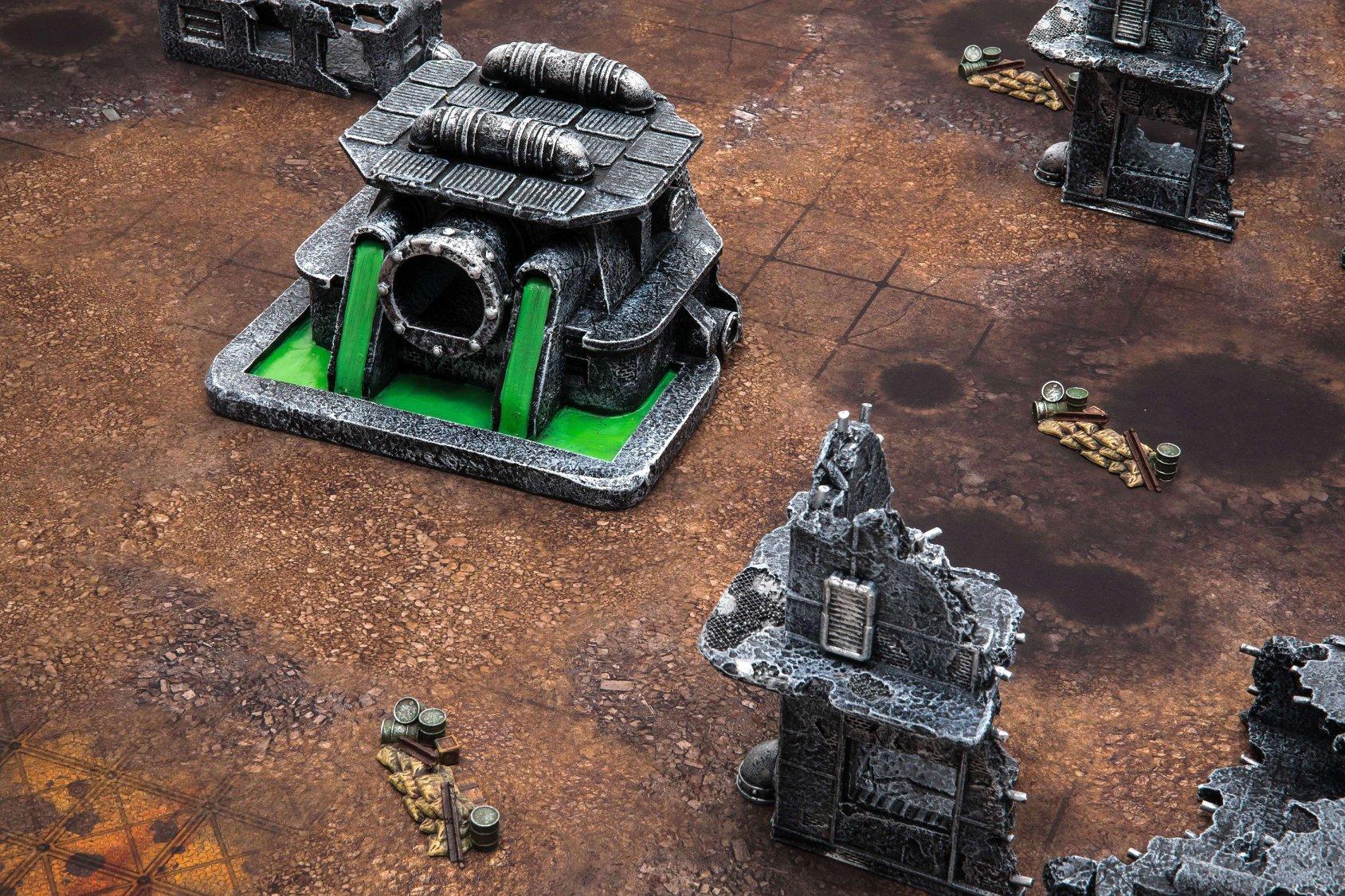 warhammer 40k terrain battlemat gamemat.eu