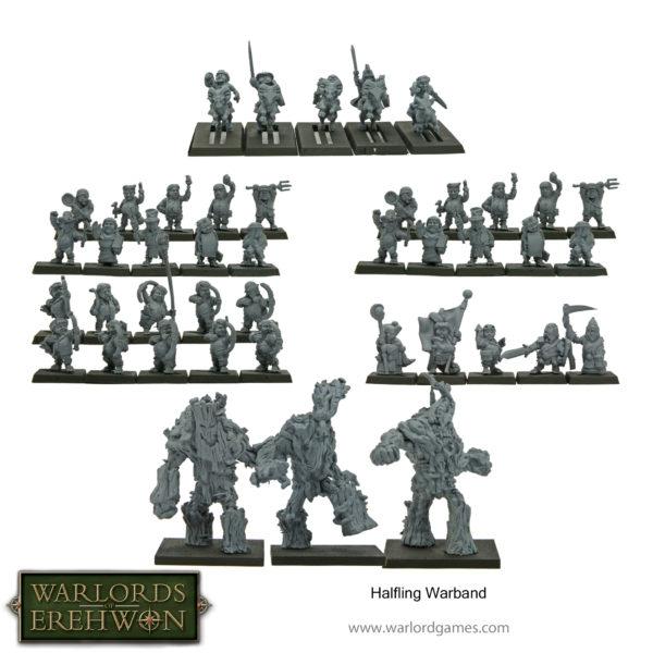 Halfling Warband