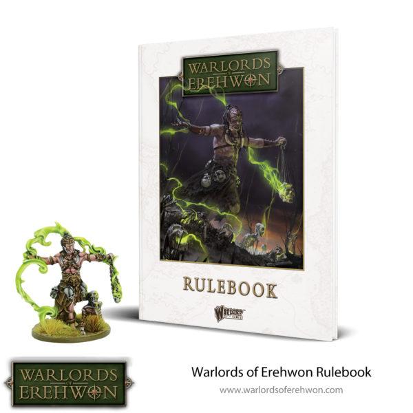 Rulebook + Special Miniature