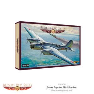 Tupolev SB 2 Bomber Squadron