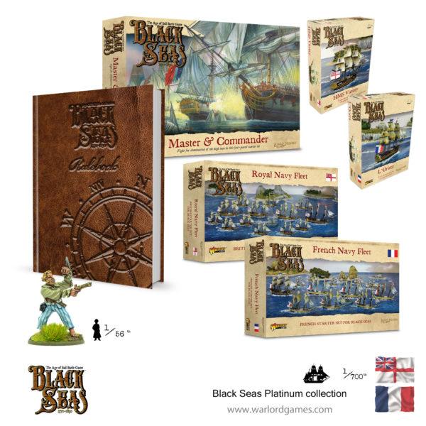 Black Seas Platinum collection