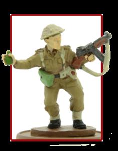Rapid Deployment British Tommy Front 2