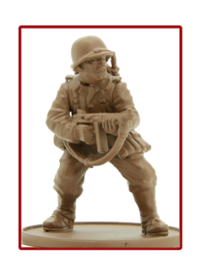 US Infantry Front 1
