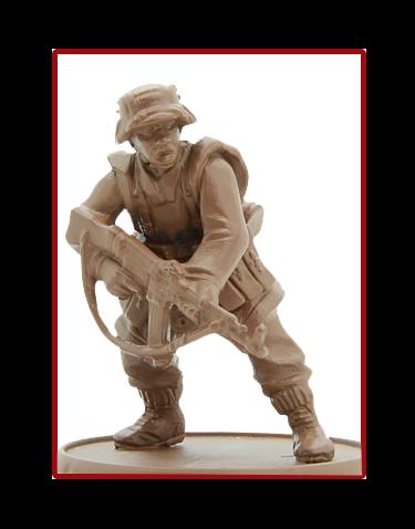 German Grenadier Front 1