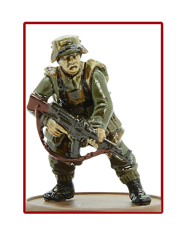 German Grenadier Front 3