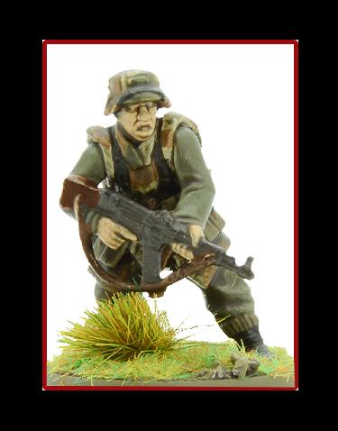 German Grenadier Front 4
