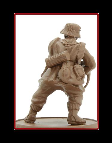 German Grenadier Rear 1