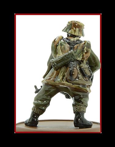 German Grenadier Rear 3
