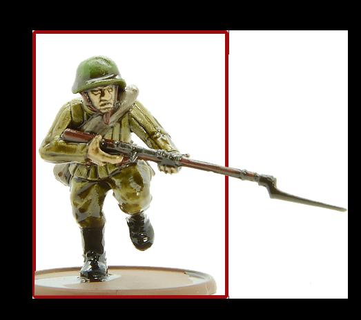 Soviet Infantry Front 3