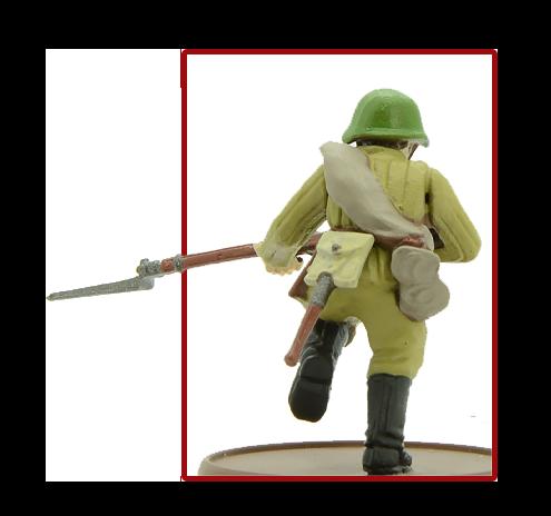 Soviet Infantry Rear 2