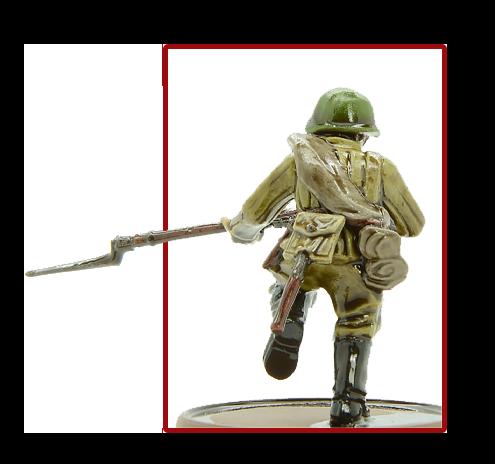 Soviet Infantry Rear 3