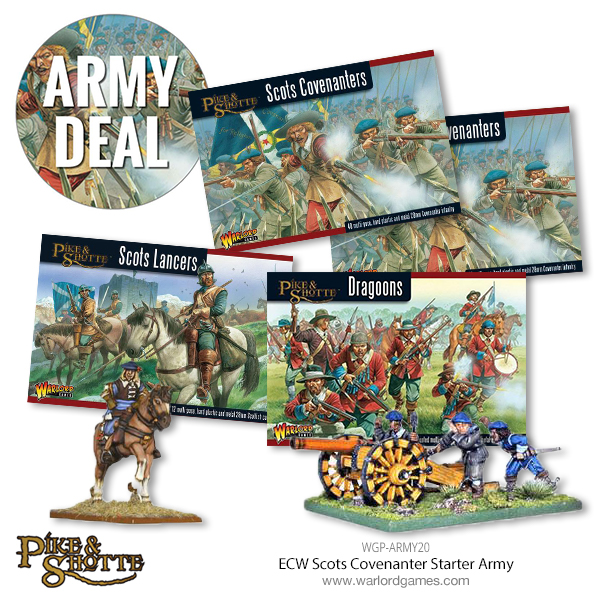 ECW Scots Covenanter Army