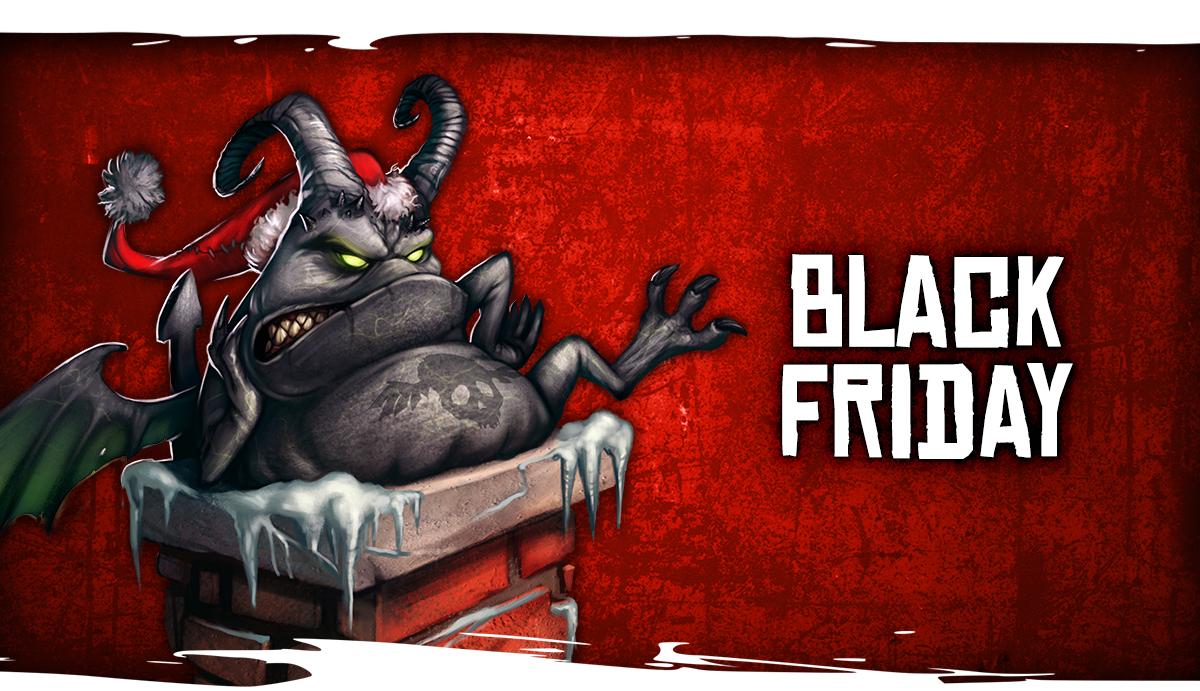 Wyrd Announces Black Friday 2019 Details
