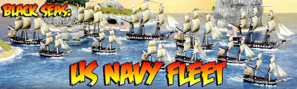 Black Seas: US Navy Fleet
