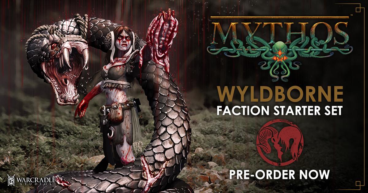 Mythos The Game: Pre-Order Wyldborne!