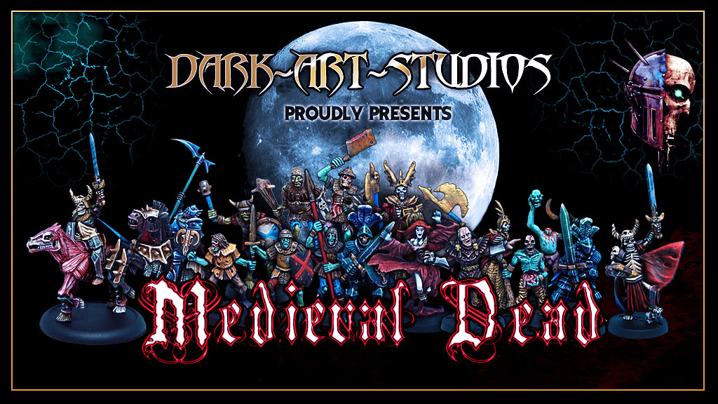 New Releases – The Medieval Dead